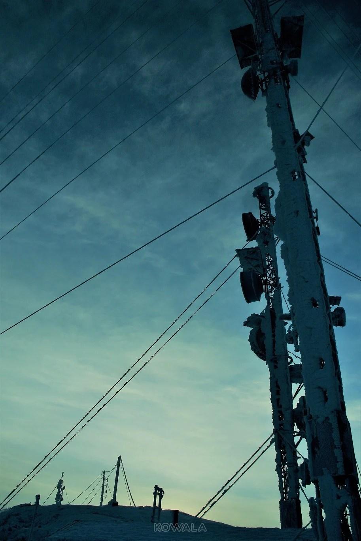 antenne réception internet et téléphone mobile