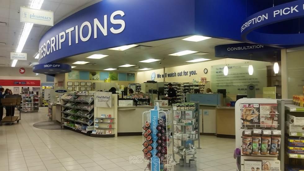 pharmacie et poste au même endroit