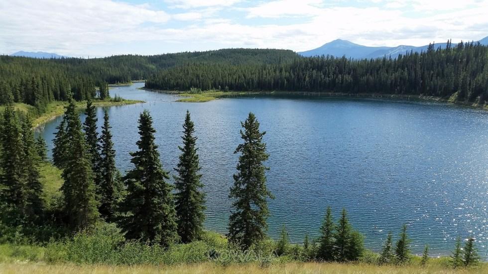 randonnées en été au Yukon - Hidden Lakes
