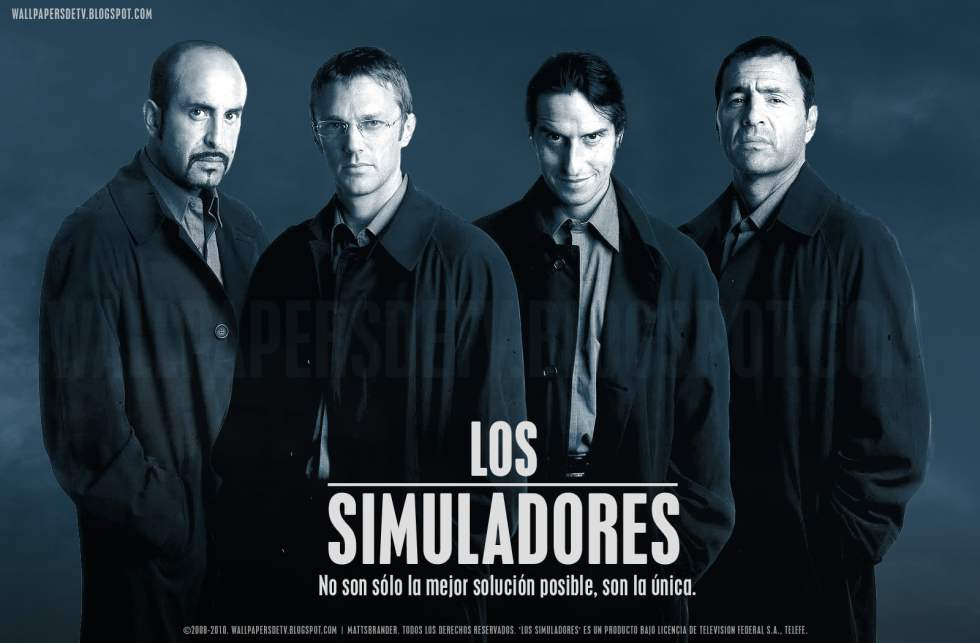 Los Simuladores, série argentine