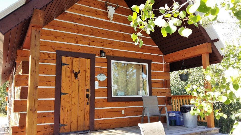 Chalet Canada Yukon Logement
