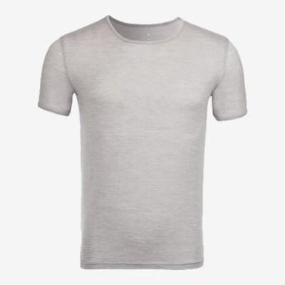 T-shirt homme voyage Mérinos de Seagale