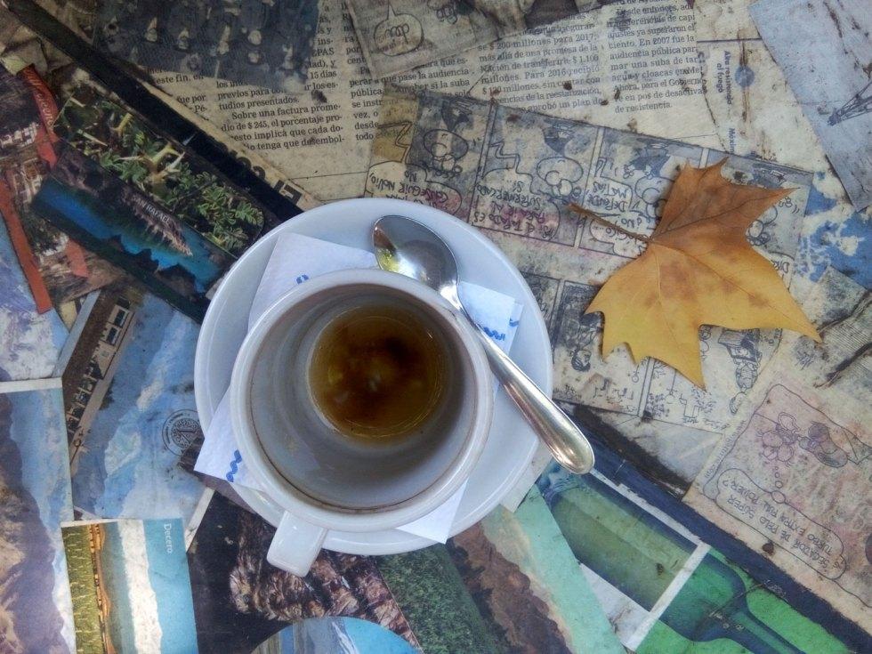 café Beirut, à Mendoza, en Argentine