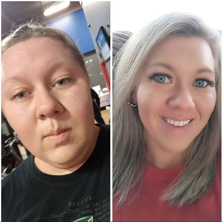 Sumter mother loses over 120 pounds amid pandemic, credits keto diet and exercise