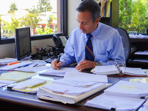 photo of Mark D. Poniatowski commercial attorneys in Oakland, CA.