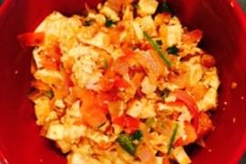 Tofu Bhurji