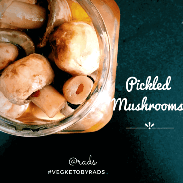 Mushrooms Of The Pickled Kind