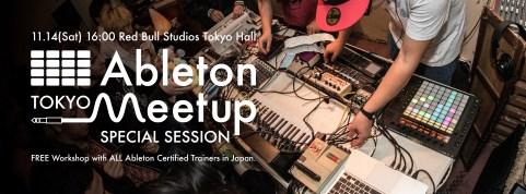 Ableton-Meetup