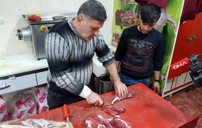 Siirt'te Günde 30 Keçi Kesiliyor