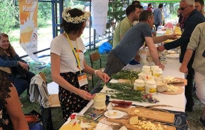 Kars'ta 'Anadolu Peynirleri Buluşması'