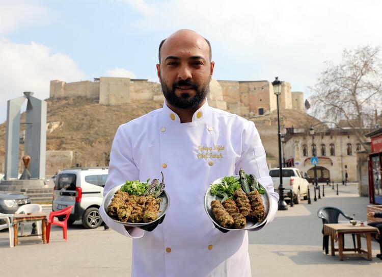 Fıstık Kebabı'na yoğun ilgi…