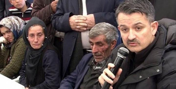 """Bakan'dan açıklama: """"Bin 916 küçükbaş hayvan telef oldu!"""""""