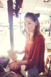 Julie Pang, créatrice d'O K R A
