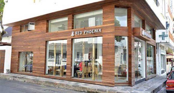 Chez Aline Red Phoenix