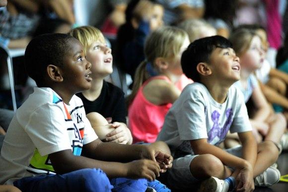 Projection film pour enfants - Ile Courts