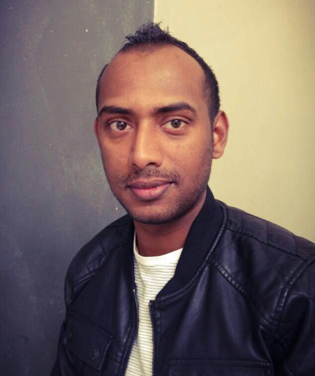 Krishna Thopay, System Administrator chez Aquarelle, anime volontairement des séances de cardio pour ses collègues.
