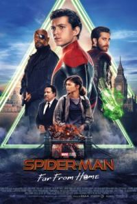 Spider - Man : Far From Home (3 D)
