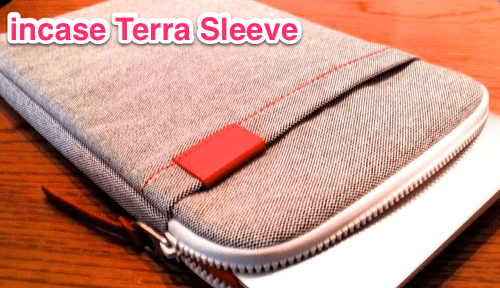 incase Terra Sleeve