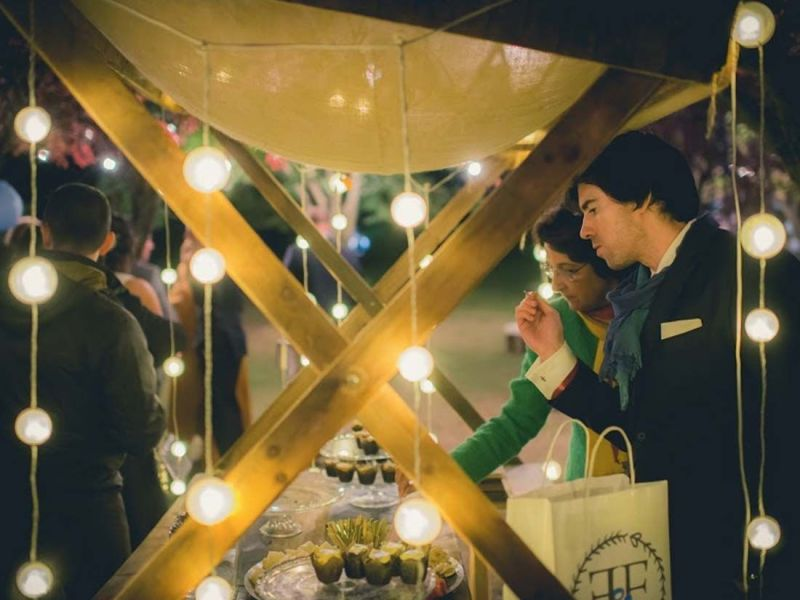 iluminacion para bodas de eventos en madrid