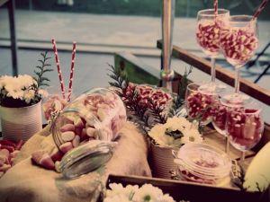 imagenes y videos de catering en madrid - Catering Kozinart: puesto tematico candy