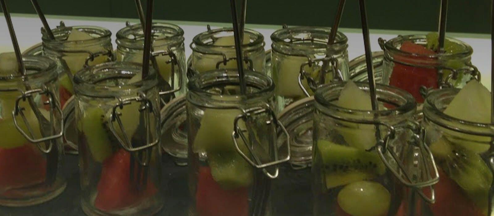 Desayuno 2 - Kozinart: pots de frutas