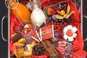 desayuno a medida en madrid catering kozinart