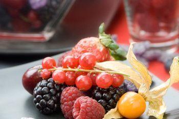 Desayuno 4 - Kozinart: frutos silvestres