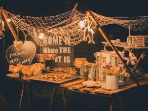 coctail y puesto en bodas, catering madrid