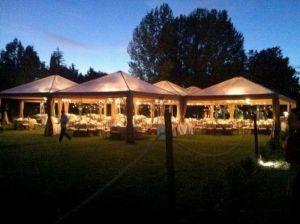 iluminación para una boda, catering madrid