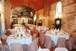 salon capilla abadia de las recas, catering madrid
