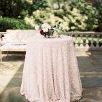 mantel rosado, catering madrid