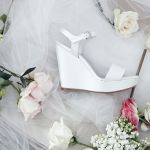 Colección de zapatos de novia con plataforma de Stuart Weitzman 2016