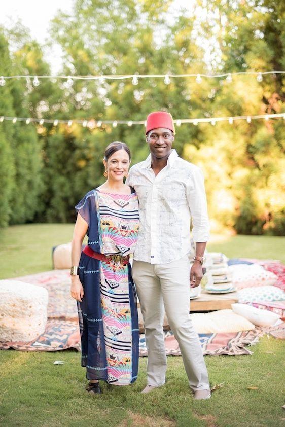 Ideas para hacer una boda de estilo marroquí 24