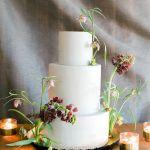 tarta de boda de diseño catering madrid