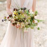 flores para una novia, catering madrid
