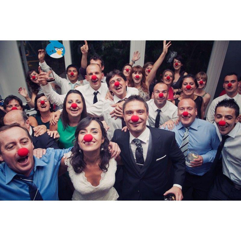 Da color a tu boda de forma original, divertida y solidaria, con la Fundación Theodora
