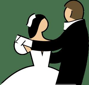 Fases del convite de una boda. Baile nupcial