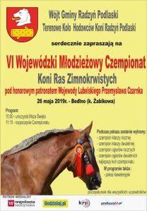 Czempionat Koni Zimnokrwistych @ Bedlno k/Żabikowa