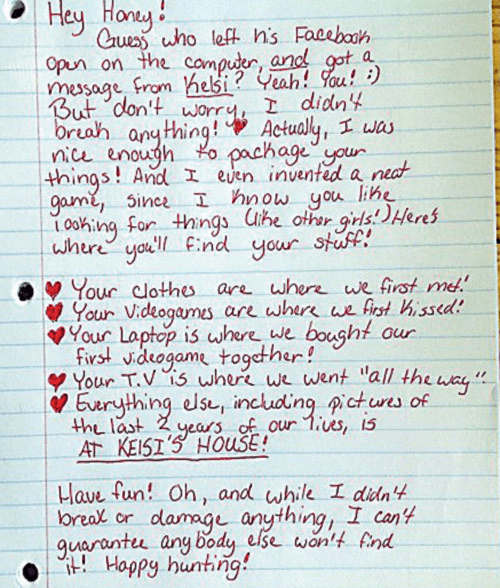 How to write the perfect love letter to your girlfriend
