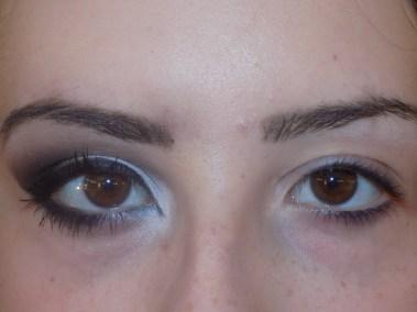 3d tehnika sminkanja oka