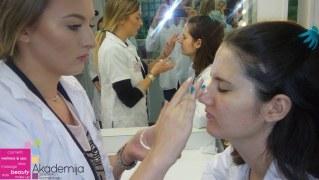 Sa predavanja – OSNOVI KOZMETOLOGIJE – prva godina, smer: makeup artist