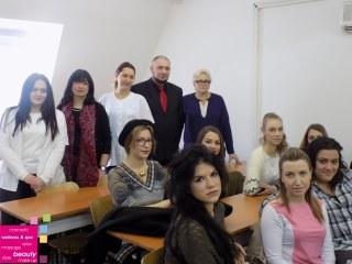 "Rivka Ben Simchon – dekanica iz Izraela u poseti Akademiji ""Purity"""