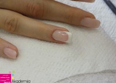 FRENČ GEL TEHNIKA – sa predavanja na kursu Nadogradnja noktiju sa nail art-om