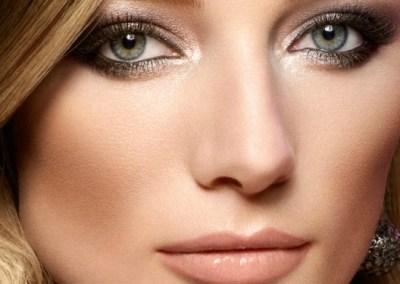 Kako našminkati sitne oči