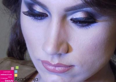 Kako se našminkati prema obliku lica