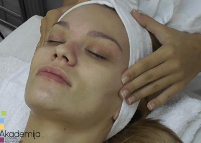 KRISTINA ČANKOVIĆ na Purity tretmanu lica