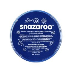 SNAZAROO Boja za body art dark blue
