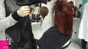 nijansiranje crvene kose