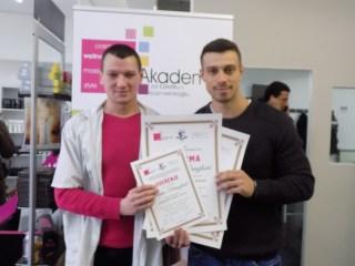 Marko Manojlović, akademski kurs profesionalne masaže