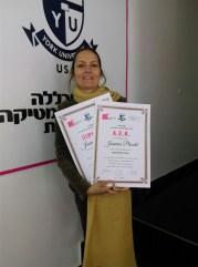 Jasmina  Ploechl, akademski kurs personalni trener